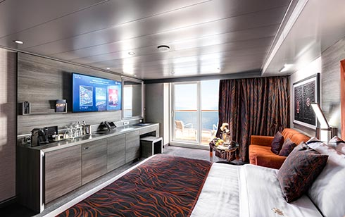 MSC Yacht Club Deluxe Suite1