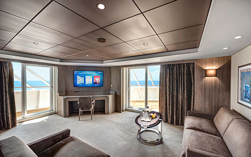 MSC Yacht Club Royal Suite1