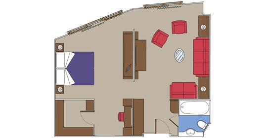 splendida-family-suite-map