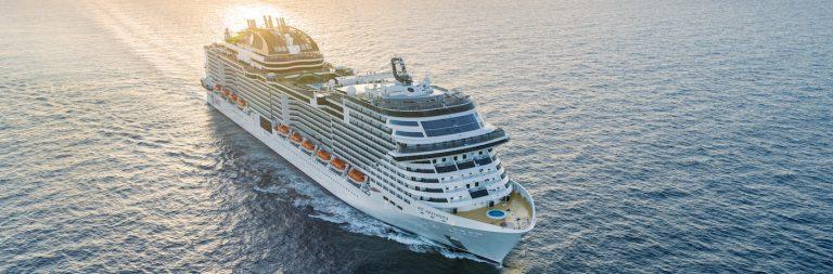 کشتی کروز MSC Grandiosa