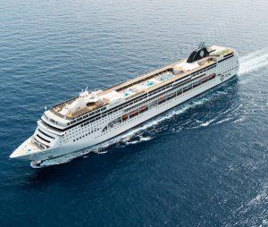 MSC LIRICA کشتی کروز